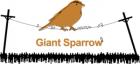 Giant Sparrow